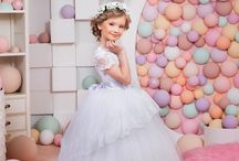 Little girls dream / Girls dream about becoming princesses and living in a beautiful fairytale kingdom. Their dreams can come true with a beautiful dress by Kingdom.Boutique!