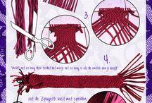 Zpaghetti/RibbonXL DIY´s met Sien en Co ❣ / Leuke items die kinderen kunnen maken van Zpaghetti en/of RibbonXL (Hoooked.nl).