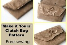 sewing purses/bags