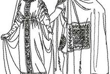 Byzantine / Inspiration for Byzantine fashon / by Cheryl Hall