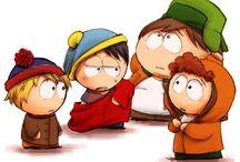 South Park / South Park, Trey Parker, Matt Stone