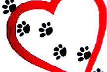 Logo - zvířata