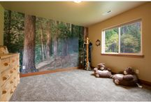 | Bedroom | Designs By GNW / Master, guest and Kids bedroom along with closet and other details.