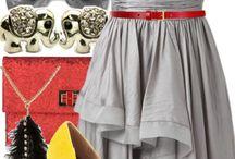 outfit ideas / by Katrina goodwin.katrina.L@gmail.com