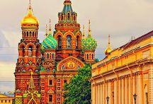 Russia / Rusko / Russia / Rusko