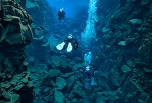 Diving cold waters