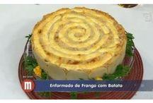 ENFORMADO DE FRANGO COM BATATAS / A RECEITA ESTA NESTE SITE..NAO COUBE AQUI SRRSR  .Site: www.chefeandremeana.com.br  ´é uma delicia    André Meana - Chef de cozinha