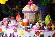 Cakes and Parties