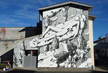 writers / street art