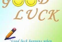 good luck folks