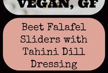 Recipes: Vegetarian and/or Vegan
