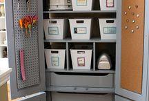 Craft Cabinet ideas
