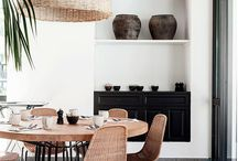 dining room style / dining room inspiration