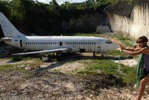 Aviones perdidos