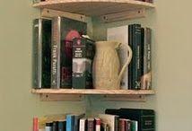 Bogreoler / Bookshelves