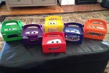 2nd birthday cars