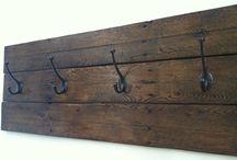 Furniture reclaimed wood etc / by Jill Fagerholm