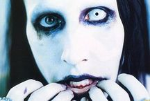 Marilyn Manson when he was cool