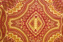Bilaterally Symmetrical Fabrics