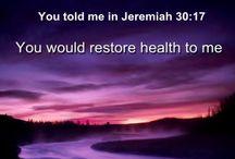 Prayers / Healing