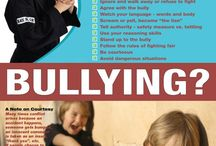 Say NO to Bullying! / Bullying is an epidemic we can only reduce by working together!