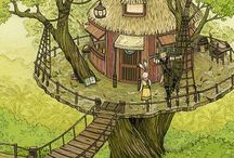 Treehouse Banyan
