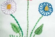 Simple Embroidery projects for kids / Easy embroidery projects for beginners and kids!