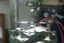 Machinery / Working in my workshop