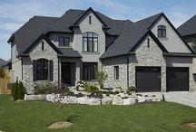 stone exterior