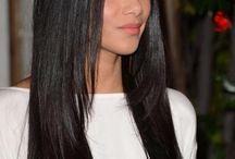Lovely hair 美しい髪