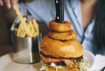 Burger / Ideias