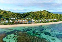 FIJI - Sheraton Tokoriki Resort & Spa Fiji / Sheraton Resort & Spa Tokoriki Island Fiji