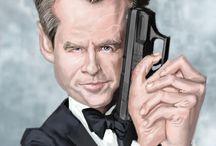 Bond, James Bond / by Denny Nelson