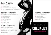 Tips by Trimester / Tips and tricks for each trimester of your pregnancy.