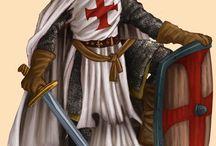 edat mitjana / Era la edat dels cavallers i castells