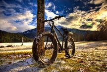 Electric Fat Bike | Surface 604 | Snow, Beach, Mountain Fat Tire Bikes