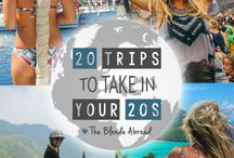 Trips to Take in your 20's