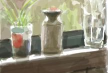 Digital Watercolour