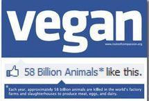 Vegan / by Cheryl DeMesa