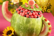 Creative fruit