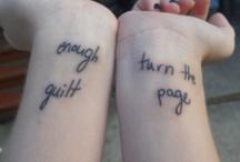 Designs, Tats, Creative / fonts * tattoos * inks