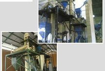 Equipments Used In The Poultry And Cattle Feed Preparation