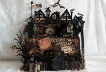 Miniature scenes/roomboxes