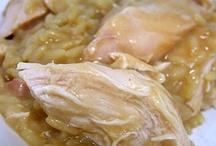 Crock pot recipes / by Margaret Griffin