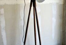 lampy półki meble