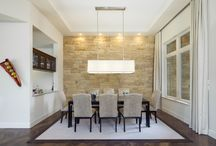 Dining Area - Sterling Custom Homes