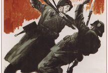 Plakáty BOB SSSR