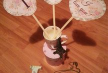 ~Photo props~ / Add some charm and romance to your pictures! Handmade accesories for any event.
