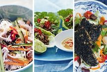 salaatit jotka eivät ole tylsiä / Salaattiresepti, jolla yllätät itsesikin.