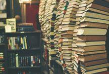 Librerías (libraries) / Cuanto más desordenadas y caóticas, más encanto tienen